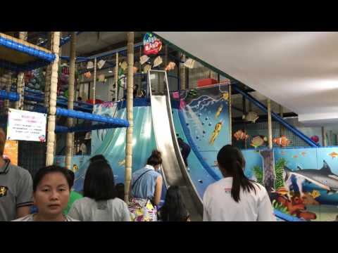 Harbor Mall Family Entertainment Shopping Center - Pattaya - Thailand