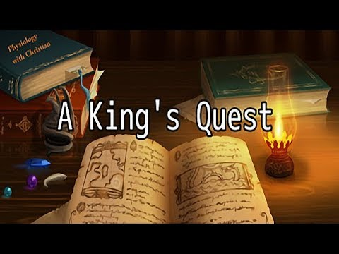 A King\'s Quest: Anatomy and Physiology Revision Game - YouTube