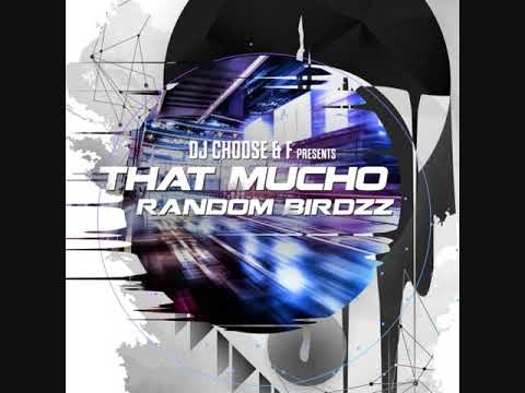DJ Choose & F presents That Mucho - Random Birdzz (Planet Traxx Rec. / DRIZZLY)