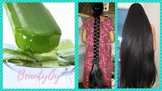 How To Use ALOE VERA For Hair Growth