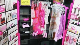 Кукла Барби модница. Развлекающие и развивающие видео обзоры детских игрушек