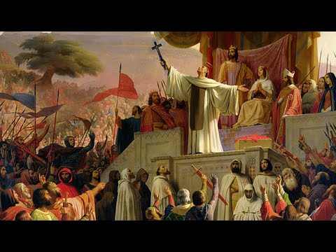 were the crusades justified Turns out the crusades weren't all about gold, gore, and glory.