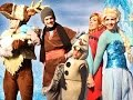 Frozen uma Aventura Congelante No Teatro