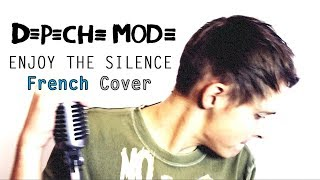 Depeche Mode Enjoy The Silence French Version Cover