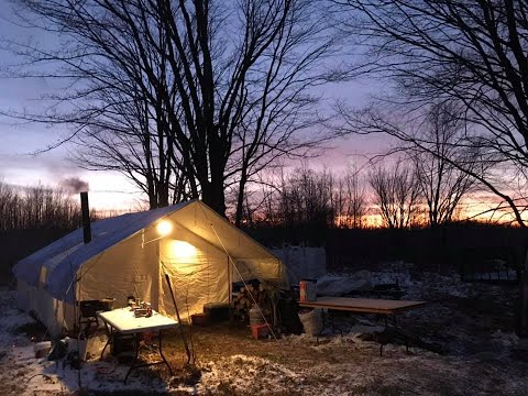 Deer Hunting In Michigan's Upper Peninsula DEER CAMP 2019