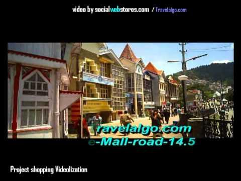 shimla mall road and ridge,lift,Scandal Point part -2