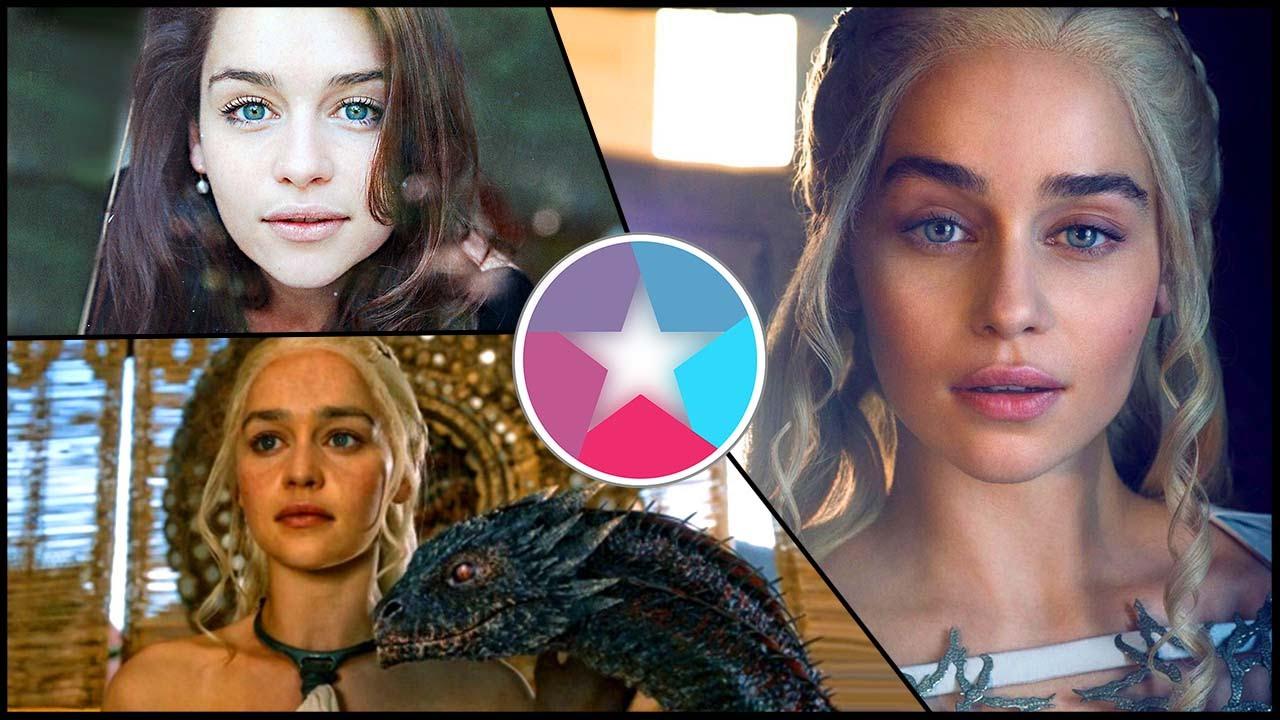 Emilia Clarke website
