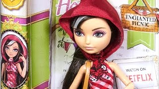 Cerise Hood - Enchanted Picnic - Ever After High - Mattel - CLL49 CLD85 - Review