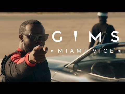 GIMS – Miami Vice (Clip Officiel)