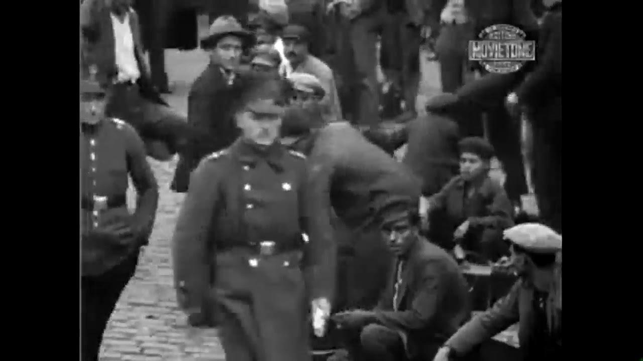 İstanbulun eski görüntüsü 1931