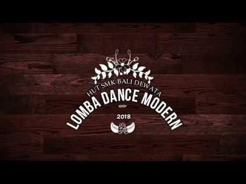 LOMBA DANCE MODERN 2018