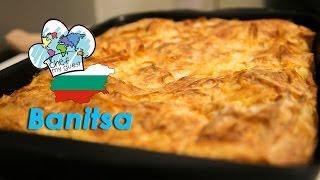Banitsa (Baniçka) I Bulgar Böreği - Chef My Guest #Bulgaristan
