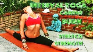 interval yoga strength cardio flexibility vip 92