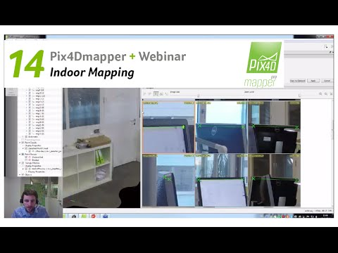 Pix4D Webinar 14: Indoor Mapping