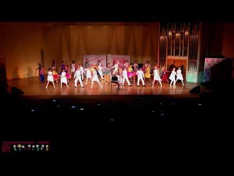 """22_ Отчётный концерт Танцевального ансамбля """"Фэнтези"""" 2018"""