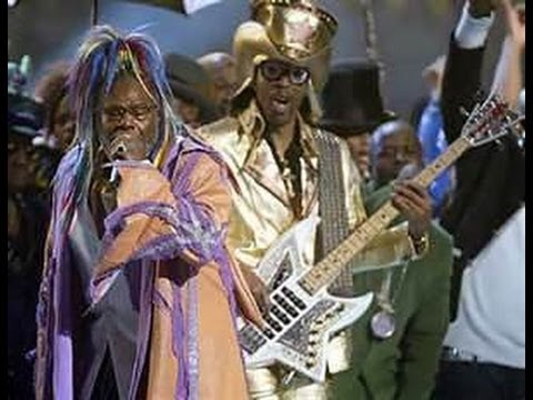 George Clinton and the P-Funk Allstars at the Ritz, N.Y. 1993 Part 3