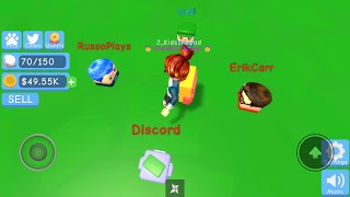 🔥 HOT NEW CODES 🔥 #ROBLOX Paper Ball Simulator @PinguRBLX ‬- FREE COINS + FREE PET - Hi FE4R_AUDUN
