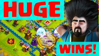 Clash of Clans - HUGE Defensive Wins - and WHY!