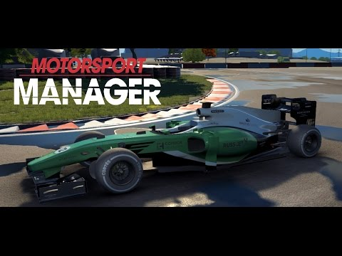 BATTLING ALL THE WAY AT DOHA | Motorsport Manager Ep3