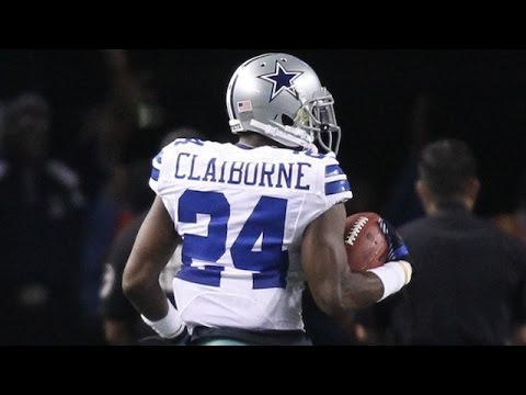 Morris Claiborne Highlights 2015-2016