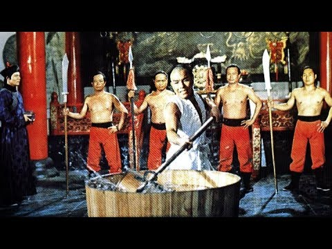 SHAOLIN DEATH SQUAD | 呂四娘闖少林 | Carter Wong | 黃家達 | Full Length Shaolin Action Movie | English |