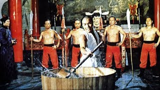 SHAOLIN DEATH SQUAD | 呂四娘闖少林 | Carter Wong | 黃家達 | Full Length Shaolin Action Movie | English | streaming