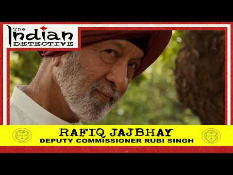 The Indian Detective - Rafiq Jajbhay is Rubi Singh - Trading Card 10/15