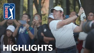 Rory McIlroy's winning highlights | Round 4 | WGC-HSBC Champions 2019