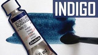 INDIGO - SCHMINCKE HORADAM   The Paint Show 10