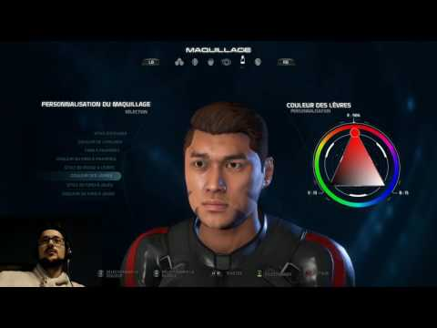 Freddie Mercury in Space - Mass Effect Andromeda #0 - Benzaie Live