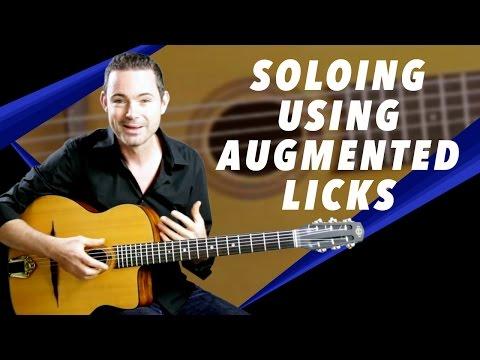 Creative Soloing Using Augmented Licks - Gypsy Jazz Guitar Secrets