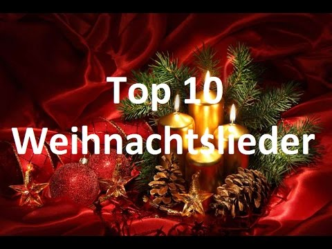 TOP 10 WEIHNACHTSLIEDER  ►CHRISTMAS SPECIAL [FullHD]