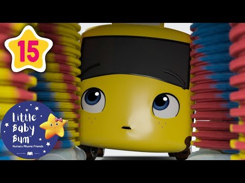 Go Buster - Buster and The Carwash SONG | BRAND NEW! | Baby Songs | Little Baby Bum