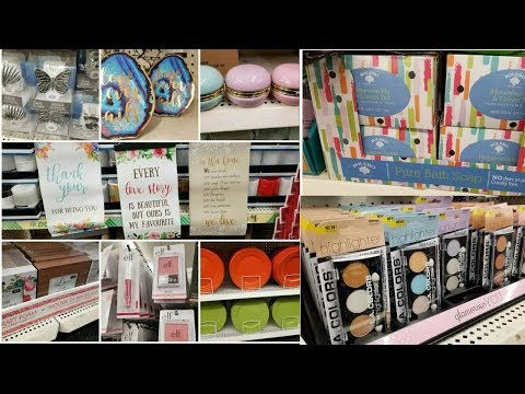 DOLLAR TREE | SHOP WITH ME | AMAZING NEW ITEMS | 4/6/2018