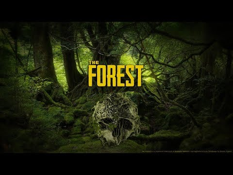 The Forest (Building my utopia and hunting)