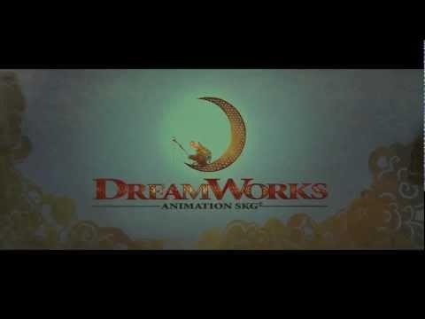 Kung Fu Panda 2 Dreamworks Logo