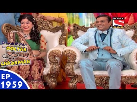 Taarak Mehta Ka Ooltah Chashmah - तारक मेहता - Episode 1959 - 15th June, 2016
