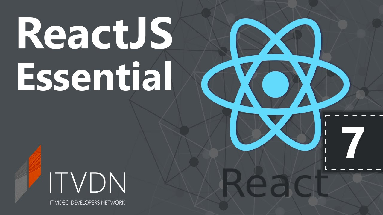 Видеокурс ReactJS Essential. Урок 7. Deploy