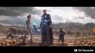 Tráiganme a thanos Avengers Infinity War. París ps