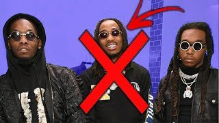 The Migos are officially splitting up after this happened...