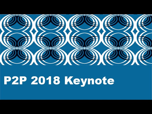 Disabling Segregation by Dan Habib - Echo P2P 2018 Keynote