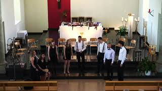 Ensemble Noctuor - Cantate Domino (Karl Jenkins)