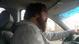 """Dad Sings Frozen """"First Time in Forever (Reprise)"""" Hidden Camera"""