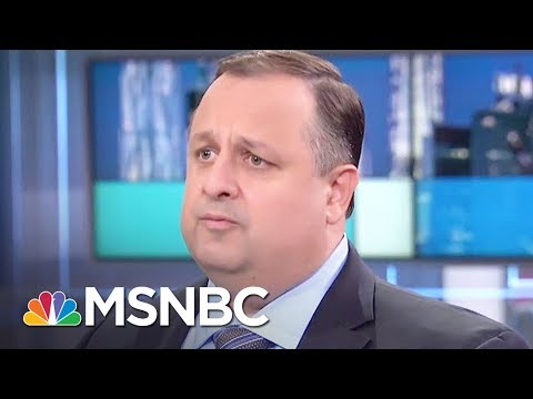 Former Government Ethics Director Shaub: Donald Trump Setting Wrong Tone | Rachel Maddow | MSNBC