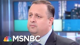 Former Government Ethics Director Shaub: Donald Trump Setting Wrong Tone | Rachel Maddow | MSNBC Free HD Video