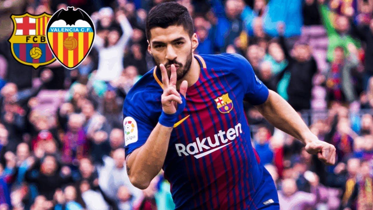 Download Barcelona vs Valencia - All Goals (14/04/2018) HD