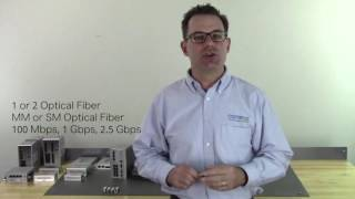 Using ComNet SFPs for Network Flexibility and Performance