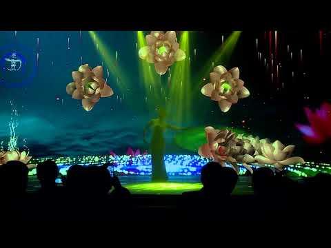 Interactive Dance - Golden Lotus VietNam