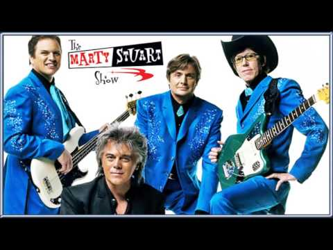 Till I Found You country song by Marty Stuart & is Band (Guitar Instrumental By Thomas Alun Jones )