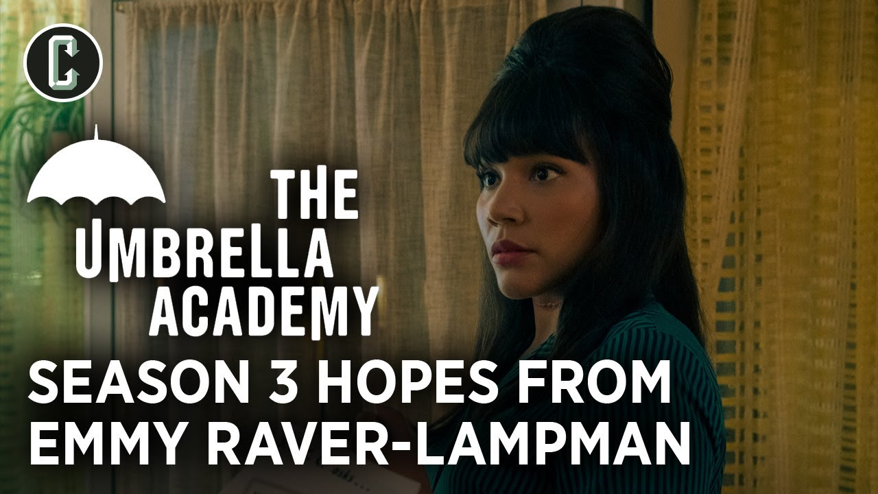Umbrella Academy Season 3: Emmy Raver-Lampman's Hopes for Allison